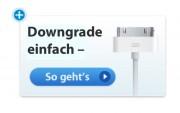Downgrade einfach – so geht's!
