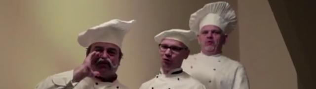 Singende Bäcker