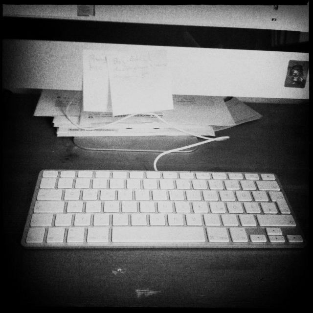 USB-Keyboard am iMac